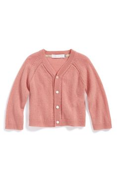 Burberry Cashmere Cardigan (Baby Girls) available at #Nordstrom