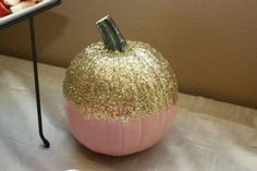 Pink and Gold Pumpkin Birthday Pumpkin 1st Birthdays, Pumpkin Birthday Parties, Pumpkin First Birthday, Fall First Birthday, Baby Girl 1st Birthday, Golden Birthday, Halloween Birthday, 30th Birthday, Birthday Ideas