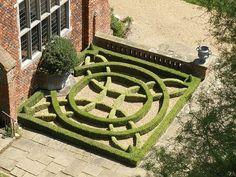 Tudor Knot Garden