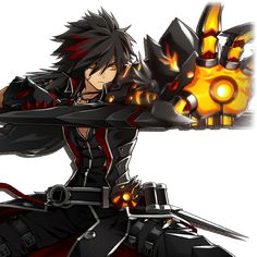 Raven - Veteran Commander (Cash Shop Cut in)