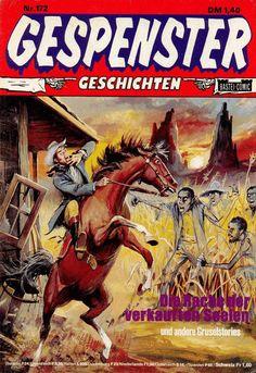 Cover for Gespenster Geschichten (Bastei Verlag, 1974 series) #172