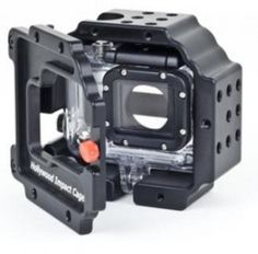Crush Proof & Crash Proof Hollywood Impact Cage for GoPro Cameras: