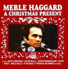 merle haggard christmas present cd new - Country Christmas Cd