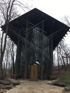Thorncrown Chapel, Eureka Springs - TripAdvisor