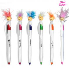 The best way to promote your next event with our best selling pen that comes in many different colours.