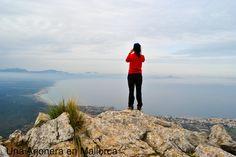Bec de Ferrutx, excursión desde la Ermita de Betlem, un plan ideal para el Invierno en Mallorca #uninviernoenmallorca #mallorca #turismo