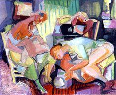 Maternidad - Edouard Pignon