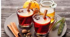 Ten perfect drinks to keep you warm this winter Ginger And Honey, Honey And Cinnamon, Spiced Wine, Cinnamon Recipes, Natural Honey, Fresh Coffee, Mulled Wine, Christmas Drinks, Weight Loss Drinks