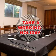 Margate Hotel, Working Holidays, Extended Stay, Corporate Events, Conference, Instagram