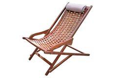 Outdoor Swing Lounger on OneKingsLane.com
