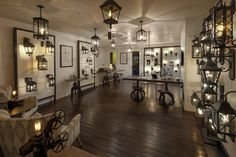 Forged Lighting Showroom