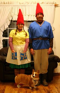 so cute!  If bill and i ever have to dress up,this will do...