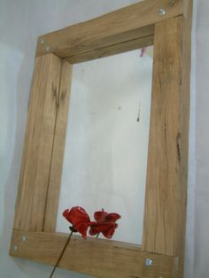Unique mirror another creation by Dave craftywoodart.co.uk