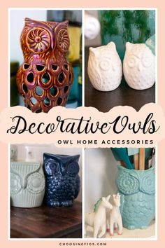 21 Best Owl Decorations And Home Decor