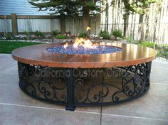 """Awesome """"outdoor fire pit designs"""" information is offered on our web pages. Take a look and you wont be sorry you did. Fire Pit Party, Diy Fire Pit, Fire Pots, Fire Pit Ring, Garden Fire Pit, Fire Pit Designs, Spanish Style Homes, Mediterranean Home Decor, Fire Pit Table"""