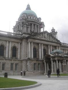 City Hall, Belfast, northern Ireland