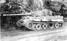 Tiger I 114,s.SS Pz.Abt 101 | Panzertruppen | Flickr