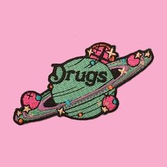 'Space Drugs' Patch