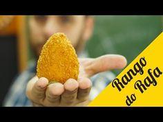 Coxinha clássica de Frango - Rango do Rafa - YouTube
