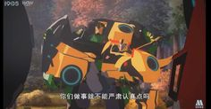 Transformers RID (2015) New Screen-caps Reveal Optimus Prime and Drift - Transformers News - TFW2005
