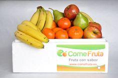 Fotos de nuestras cajas de fruta y verdura tomadas por clientes mix frutas 2 300