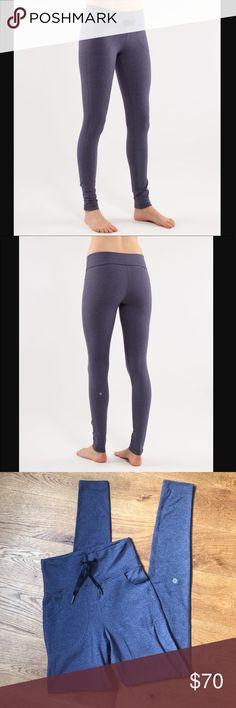 Lululemon skinny will Mint condition. Super flattering. 30 inch inseam (free hemming at Lululemon available) lululemon athletica Pants Leggings