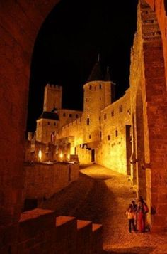 Carcassonne, Provence - An amazing castle in Languedoc, a great day out :)