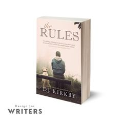 This was a lovely book to work on, great to be working again with one of our regular authors D. J. Kirkby.   We still have a few spaces left for March - put a spring in your step (sorry!) and send us an email to ask about a new cover or website! hello@designforwriters.com