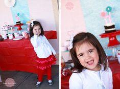 Cupcake Birthday Party at Sweet Rose Studio #birthday #cupcake #party