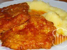 Rezne - obrátené Tandoori Chicken, Mashed Potatoes, Fish, Meat, Ethnic Recipes, Kochen, Beef, Shredded Potatoes