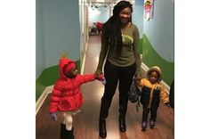 Sexymama Drama: What is happening between Tiwa Savage and Mercy Johnson