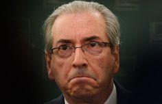 Cunha entrevista escolha do relator Conselho de Ética (Foto: Antonio Cruz/Agência Brasil)