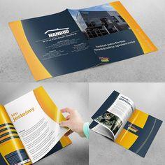 Projekt graficzny katalogu dla firmy Hanbud #projektgraficzny #graphicdesign #katalog #catalogue #hanbud #bialystok #buskozdroj #mgraphics #nadajemyksztaltypomyslom www.mgraphics.eu