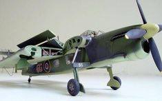 Origami in Metal - Detailing the Special Hobby Fairey Barracuda 1/48 kit