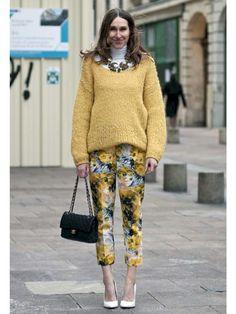 Honey Gold Sweater
