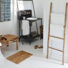 """""""Handtuchhalter Ladder"""" gesehen auf loberon.de"""