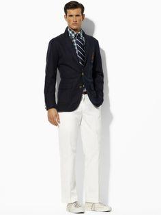 Blazer RL Men's Style, Dresser, Mens Fashion, Blazer, Male Style, Moda Masculina, Manish Style, Powder Room, Man Fashion
