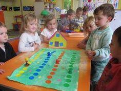 Le jeu de Boucle d'or et les trois ours - Le blog des Maternelles de Cléguer
