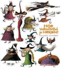 / How to Outwit Witches (Hardcover) Halloween Illustration, Holidays Halloween, Halloween Crafts, Samhain Halloween, Theme Harry Potter, Album Jeunesse, Kids Poems, Creepy Pictures, Mysterious Places