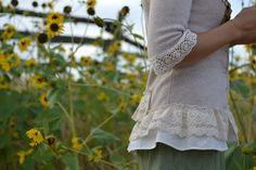 Tea Rose Home: Tutorial ~ She Wears Flowers  @Diannalynn Claridge have you seen this? :)