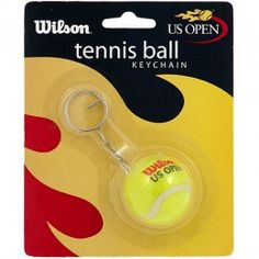Tennis Ball Key Chain. Awesome party favor! $2.99