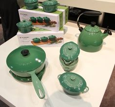 Le Creuset in Fennel
