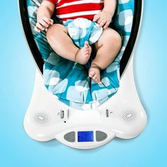 infant seat bounces up and down and sways from side to side in a natural motion, just like parents do when comforting their babies. Sit Up, Holiday Wishes, Things That Bounce, Baby Car Seats, Children, Kids, Infant, Plush, Parenting