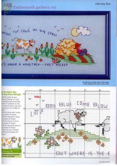 Dmc Cross Stitch Kit-Shabby ovejas-también te amo
