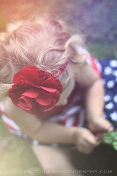 4th of july photography : patriotic : child photography