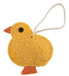 Lots of luffa scrubbers - chick, bird, bee, butterfly and more