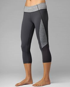 lululemon crops...I want a pair!