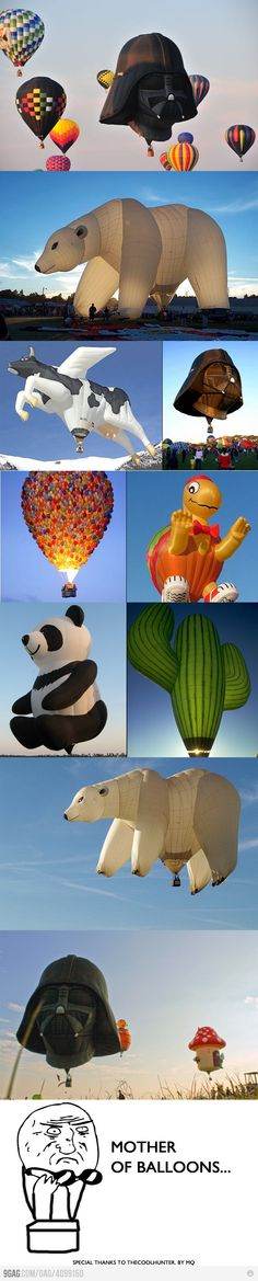 so cool! i wanna ride a hot air ballon.and these would be ten times better ahah Air Balloon Rides, Hot Air Balloon, Balloon Flights, Vintage Neon Signs, Air Ballon, We Are The World, Belle Photo, Art Blog, Cool Stuff