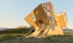 design architecture bois