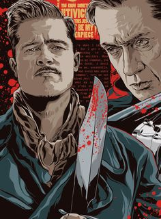 Mondo Tarantino XX art courtesy of Slash/Film.